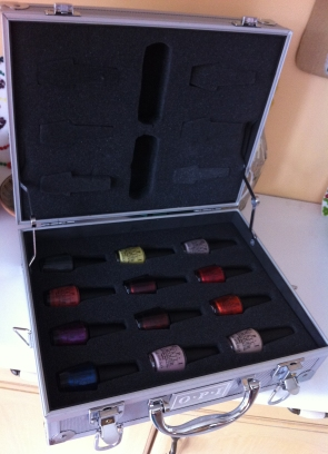 OPI Germany Fall 2012 Collection