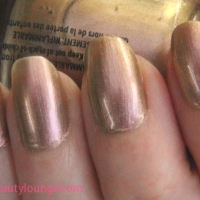"""China Glaze Swanky Silk from """"Bohemian"""" collection, swatches and review"""