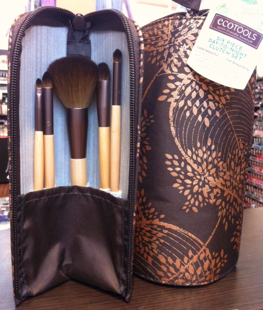 New EcoTools Holiday 2013 Brush Sets