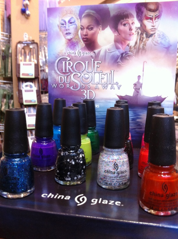 China Glaze Cirque De Soleil