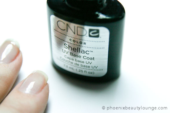 Cnd Shellac Step By Step Instruction Nail Art Phoenix Beauty Lounge
