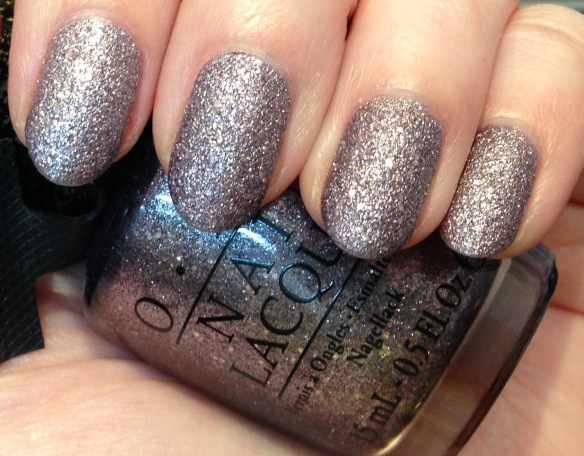 OPI HLE18 Baby Please Come Home from Holiday 2013 Mariah Carey collab collection