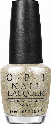 OPI HLE05 My Favorite Ornament