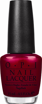 OPI HLE09 In My Santa Suit
