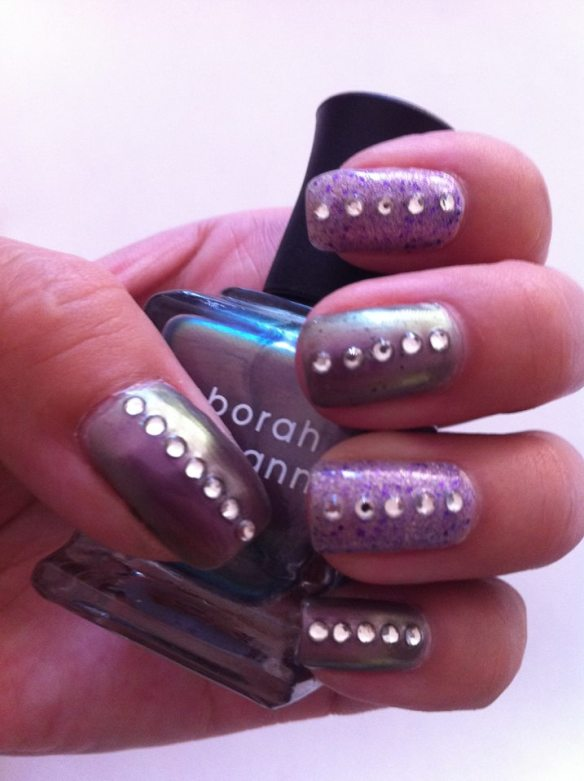 Deborah Lippmann Do the Mermaid and Wicked Game