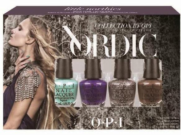 OPI Nordic Mini Set of 4