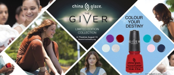 The Giver Collection from China Glaze