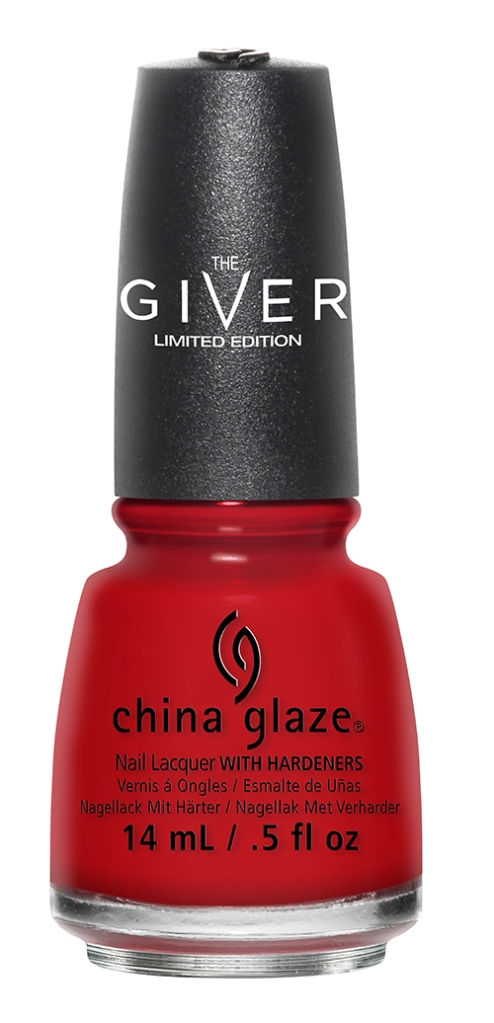 China Glaze 1355 Seeing Red 82276