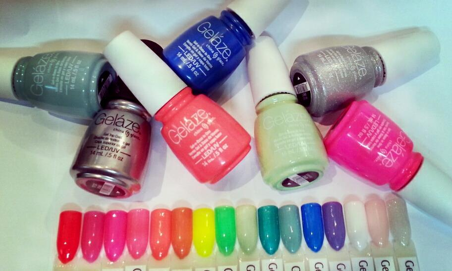 A New Challenger Has Entered The Ring: China Glaze Gelaze | Phoenix ...