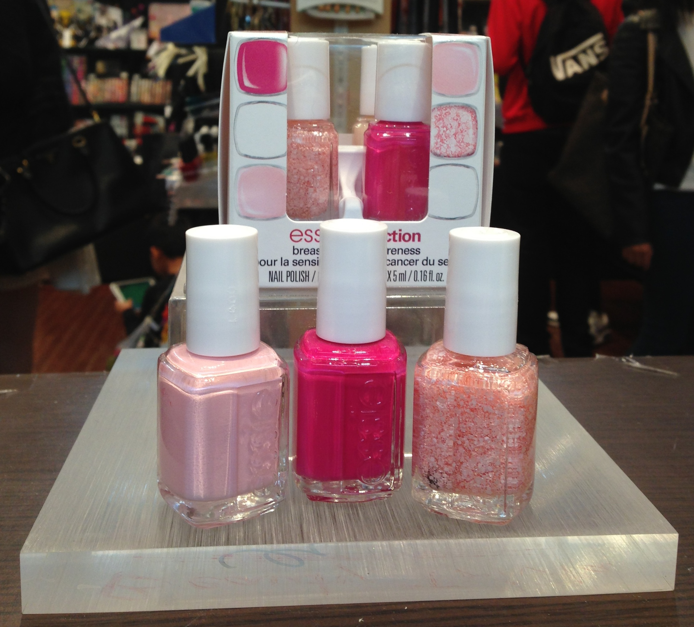 Essie 883 I Pink I Can | Phoenix Beauty Lounge