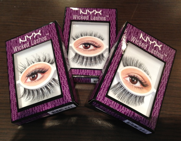 NYX Wicked Eyelashes