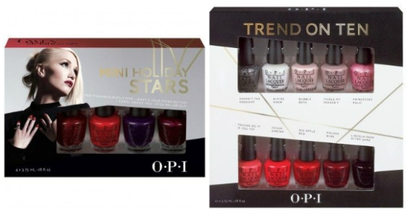 OPI Holiday Stars Mini Sets