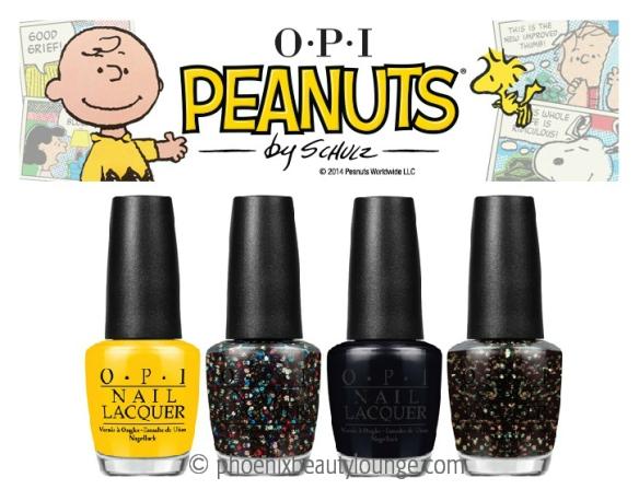 OPI Peanuts Art 2