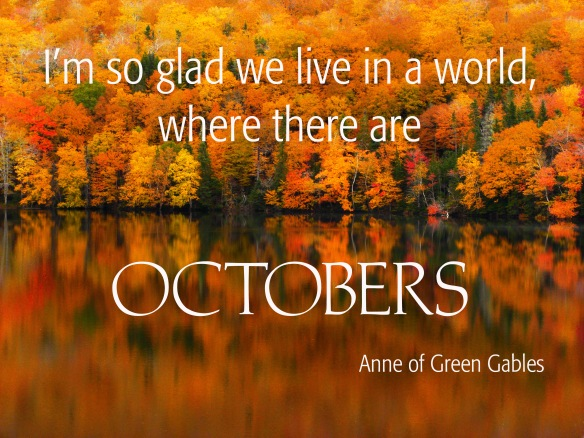 "#MoodoftheDay: ""Hello October!"""