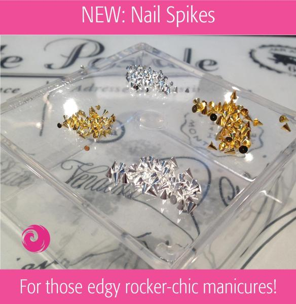 New Arrival: Nail Spikes
