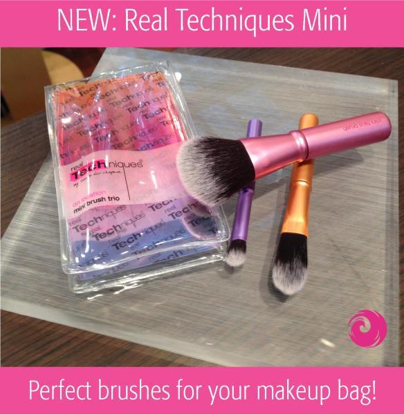 Real Techniques Mini Brushes
