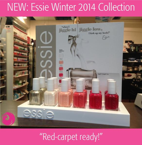NEW: Essie Winter 2014 Collection