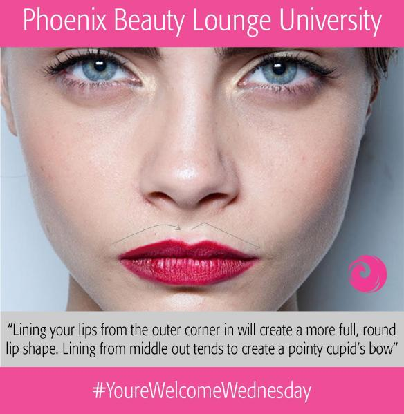 YoureWelcomeWednesday Beauty University: Lip Shape