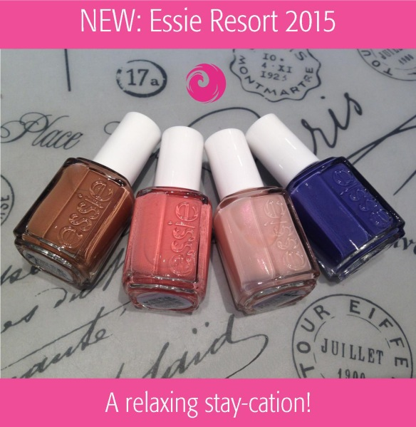 New Essie Resort 2015