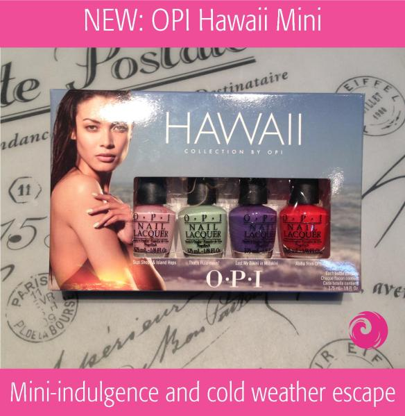 New OPI Hawaii Mini