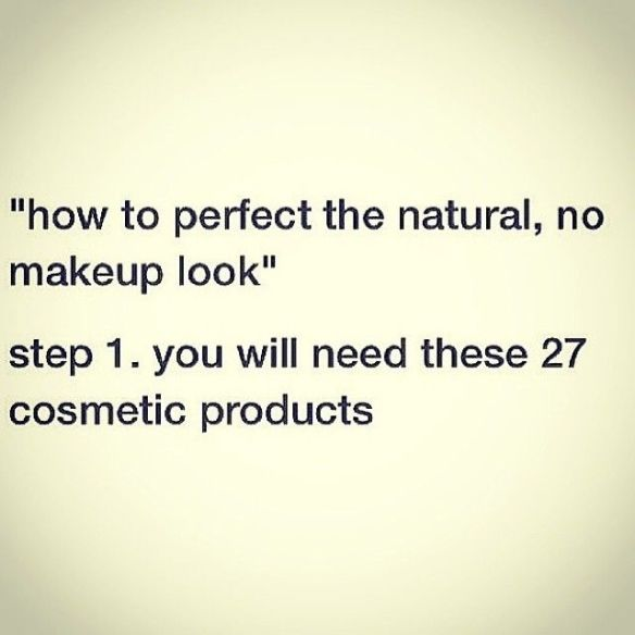 How to perfect the natural, no makeup look