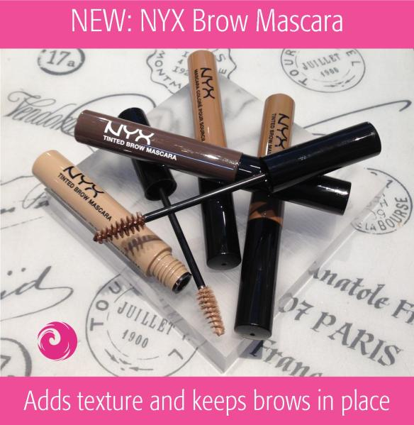 New: NYX Brow Mascara