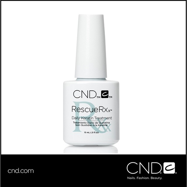 CND RescueRXX Keratin Treatment | Phoenix Beauty Lounge