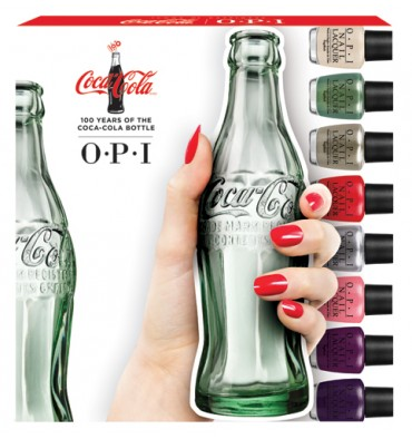 OPI Coca-Cola 10 Pack of Style Mini Set  (NEW 2015)