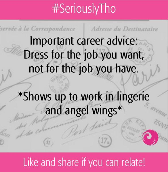 Career Advice Meme Victoria Secret Fashion Show.jpg