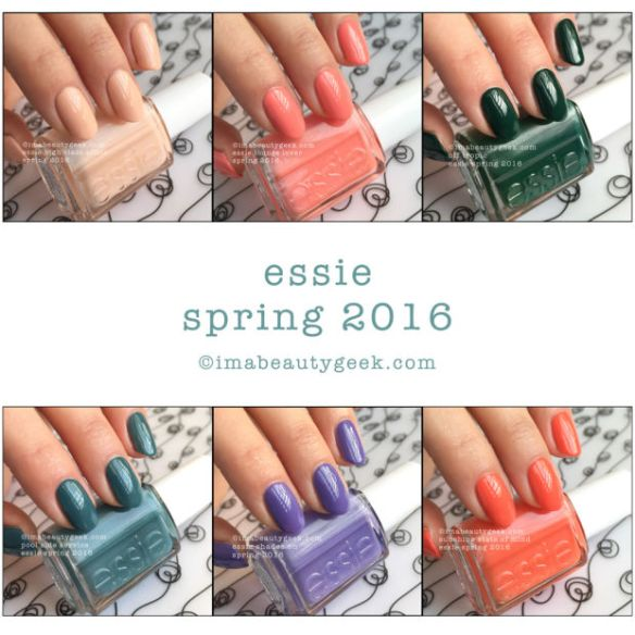Essie Spring 2016 Lounge Lover Swatches Beautygeek.jpg